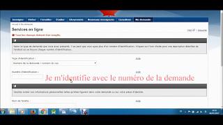 Immigration Québec 2017:  Comment suivre ma demande  Fédérale sur mon compte Ecas