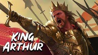 King Arthur of Britain - Mythology Dictionary - See U in History
