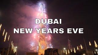 Dubai Burj Khalifa | New Year's Eve Fireworks 2019 / 2020 | Full Show | 4k