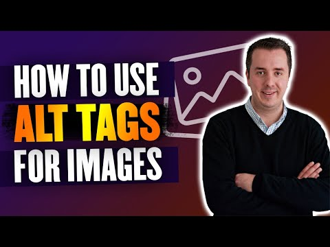 How to use alt tags for images - image descriptions for seo