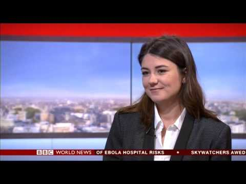 08.10.2014 - BBC World News Europe.