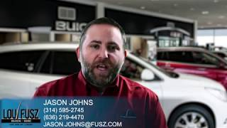 Meet Jason Johns from Lou Fusz Buick GMC