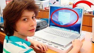 Der Teenager drückte ein paar Knöpfe auf seinem Laptop und wurde Millionär...