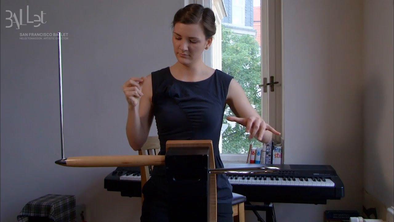 Lera Auerbach on using a Theremin