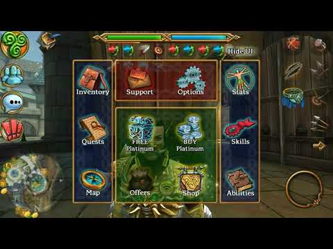 22 Overgrowth Mystery Chests . Celtic Heroes Mmorpg 3g Best Android Game