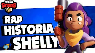 EL ORIGEN DE SHELLY 🐵 HISTORIA DE BRAWL STARS 🐵 RAP prod.GianBeat