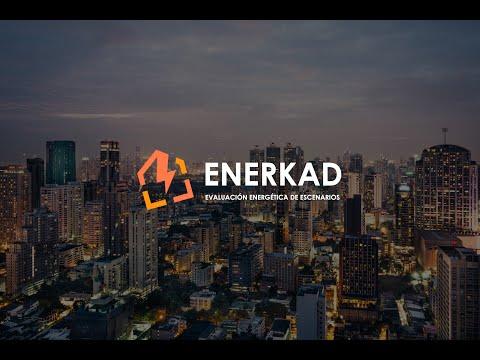 <p>ENERKAD: Herramienta de evaluación energética de escenarios urbanos.</p>