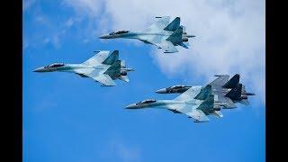 Соколы России на МАКС-2019 / Falcons of Russia at MAKS 2019