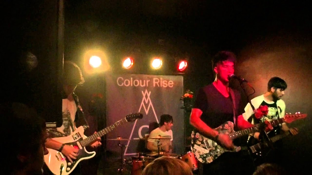 Colour Rise Bridges At 1st EP Release at Frankie's Inner City, Toledo,  Ohio, 17 Aug 2015