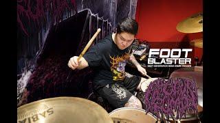 "Fatuous Rump - ""That's Not Sleep""  Drum playthrough"
