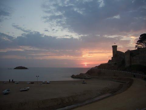 Tossa De Mar, Costa Brava, Spain - Beaches, Calas And The Old Town