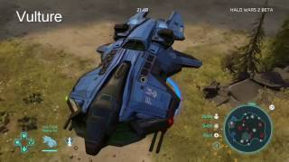 Halo Wars 2 Beta - All Units - UNSC and Banished