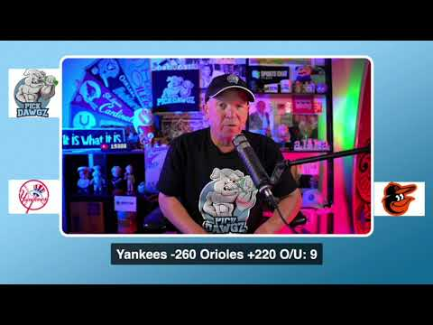 New York Yankees vs Baltimore Orioles Free Pick 9/5/20 MLB Pick and Prediction MLB Tips