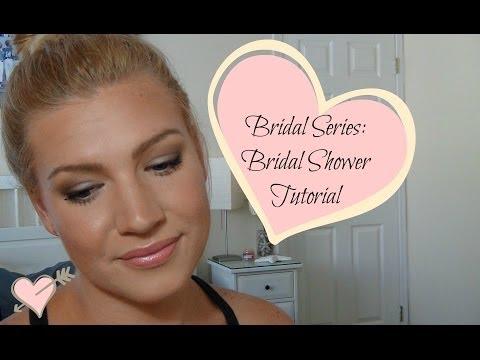 Bridal Series: Bridal Shower Tutorial