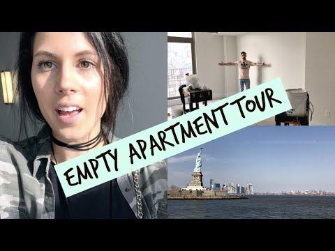 Ellis Island & Empty Apartment Tour