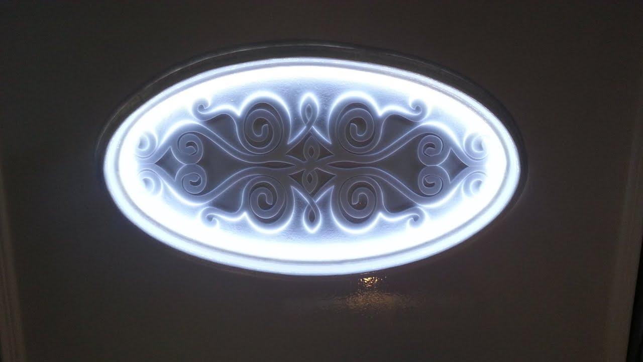 plafond d coratif en polystyr ne extrud youtube. Black Bedroom Furniture Sets. Home Design Ideas