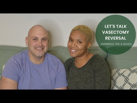Vasectomy Reversal Q&A | After 10 Years!!!! | Experiences + Tips & Advice | TTC Baby #1