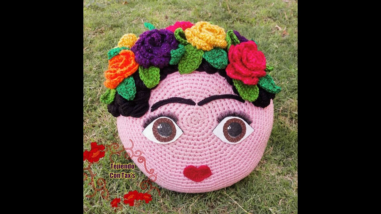 How To Crochet Frida Kahlo Pouch | 720x1280
