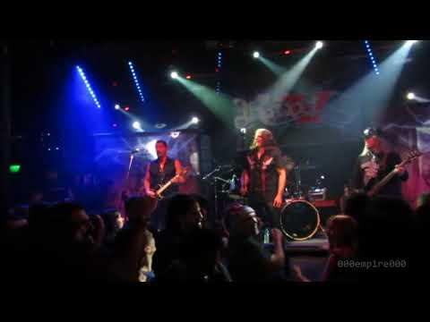 Riot - Bloodstreets live at Eightball Thessaloniki Greece 2017