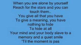 Girls Under Glass ft. Peter Heppner - Reach For The Stars