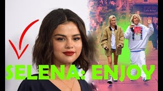 Selena Gomez On Justin Bieber and Hailey Baldwin (Justin Bieber New Song With DJ Khaled 2018)