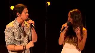 Alex & Sierra - Gravity (Studio Version & Video) X Factor USA