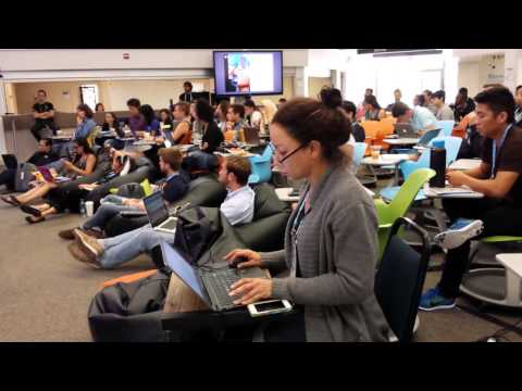 A day in the life at Singularity University