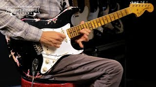 Fender Custom Shop Limited NAMM Edition 1969 Heavy Relic Stratocaster Electric Guitar