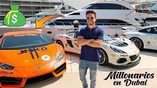 UNA SEMANA ENTRE LOS MILLONARIOS DE DUBAI