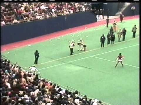 1982 (April 4) NY Cosmos (USA) 5-Peru 1 (Friendly)