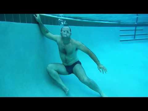 Aprender a nadar: Pasos iniciales. Ejercicios