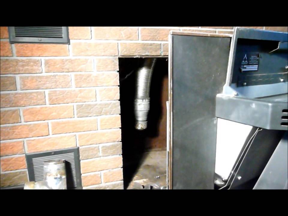 Pellet Stove Chimney Cleaning Easy Quick And Safe