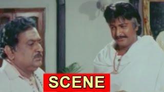 Mohan Babu Best Dialogue || Rayalseema Ramanna Chowdary Movie ||  Mohan Babu, Jayasudha