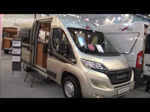 The 2018 Malibu Camper Vans