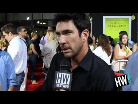 Dylan McDermott Interview - 'Perks Of Being A Wallflower' Premiere