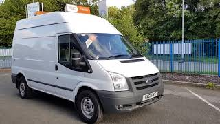 Ford Transit T350 PTO Compressor Nationwide Delivery Available From Chestnut Van Centre