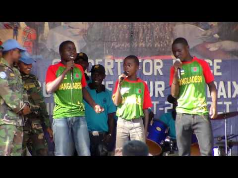 Chumki Choleche   by Central African Republic  people
