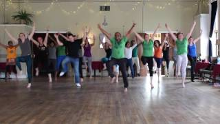 Desi Caliente - Bhangra workshop - Ghaint Patola by Offlicence