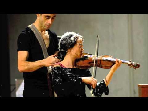 JS Bach Brandenburg Concerto No. 4 - III Allegro (Midori Seiler & Akademie für Alte Musik Berlin)