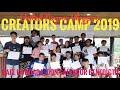 CREATORS CAMP 2019 | UNITED NEGROS VLOGGERS