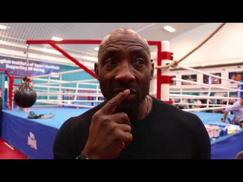 'BULLSH*T EXCUSES!  AMIR KHAN THINKS HE WOULD LOSE TO KELL BROOK!!'  CLAIMS JOHNNY NELSON