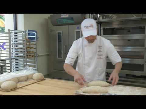 Artisan Bakers Series German Rye Bread