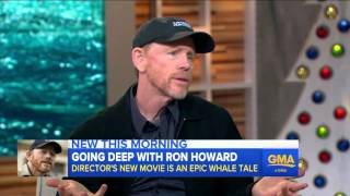 Ron Howard Talks Inspiration For 'In The Heart Of The Sea'