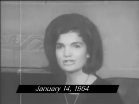 January 14, 1964 - Jacqueline Kennedy thanks the Nation