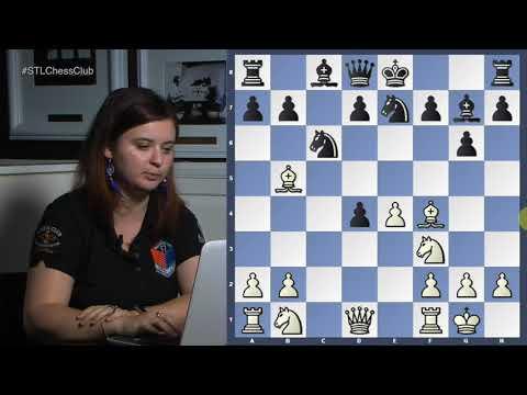 Judit Polgár puts away Kasparov | Games to Know by Heart - WGM Sabina Foisor