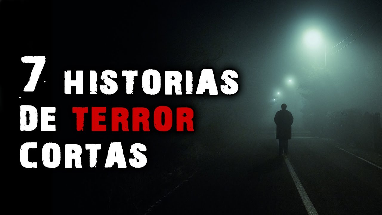 7 Historias de Terror Cortas #4   SrJoel336