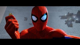 【NG】來介紹一部射來射去拯救世界的動畫電影《蜘蛛人:新宇宙 Spider-Man: Into the Spider-Verse》
