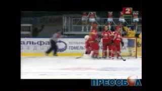 10.04.2012 Беларусь - Швеция