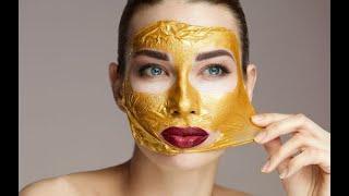 Золота маска для лица отзывы