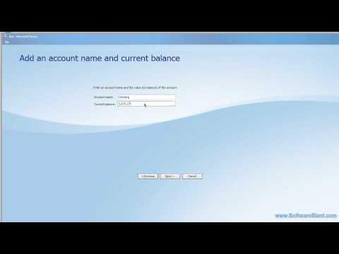 microsoft-money-2007-software-video-review-by-softwareslant-com